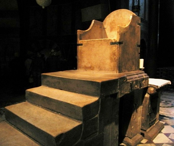 Charlemagnes Throne Charlemagne, Conqueror...