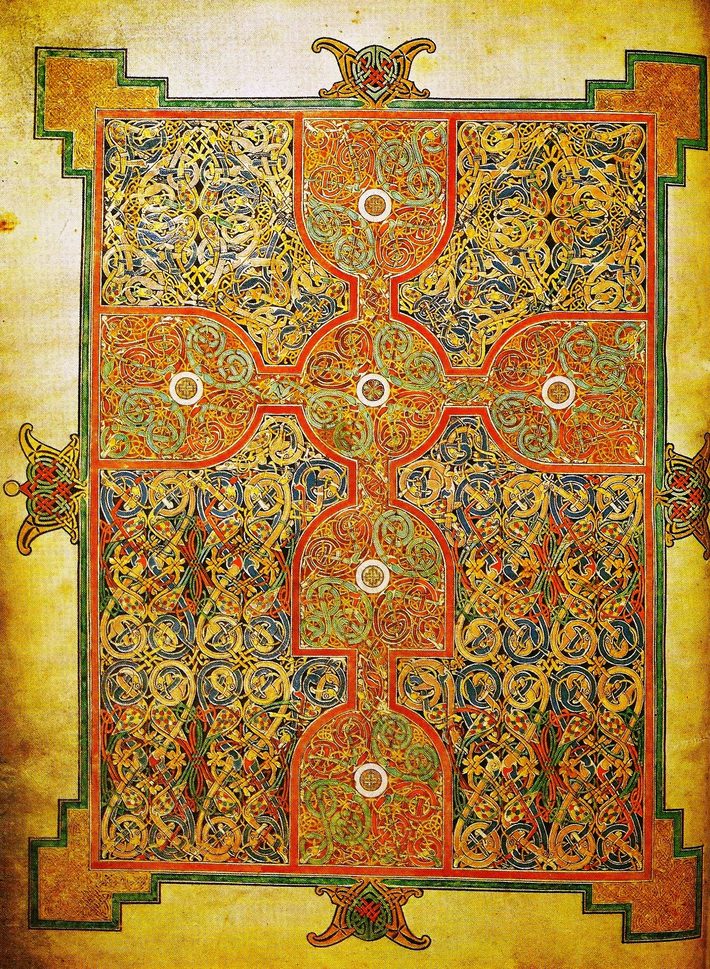 Lg Carpet Page Matthew on Life In The Middle Ages Book