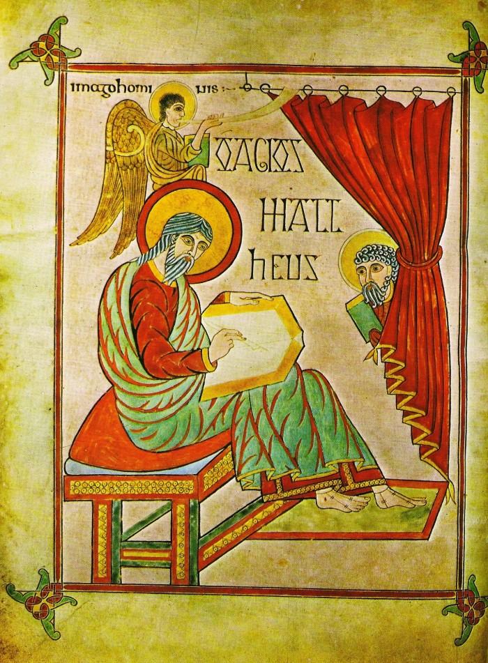 LG - Evangelist portrait Matthew