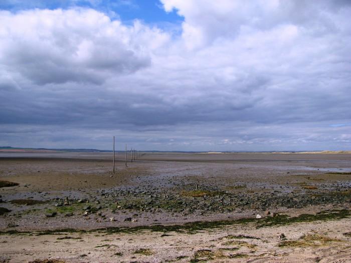 Lindisfarne pilgrim route