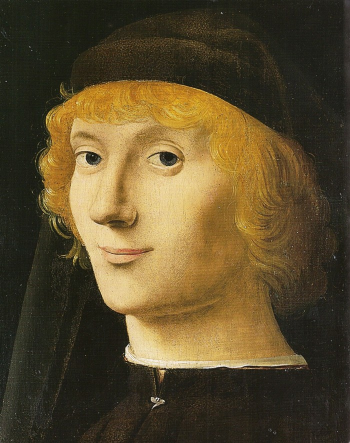 Messina 20. Man c.1470. New York