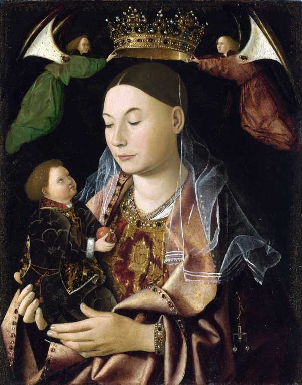 Messina, Salting Madonna