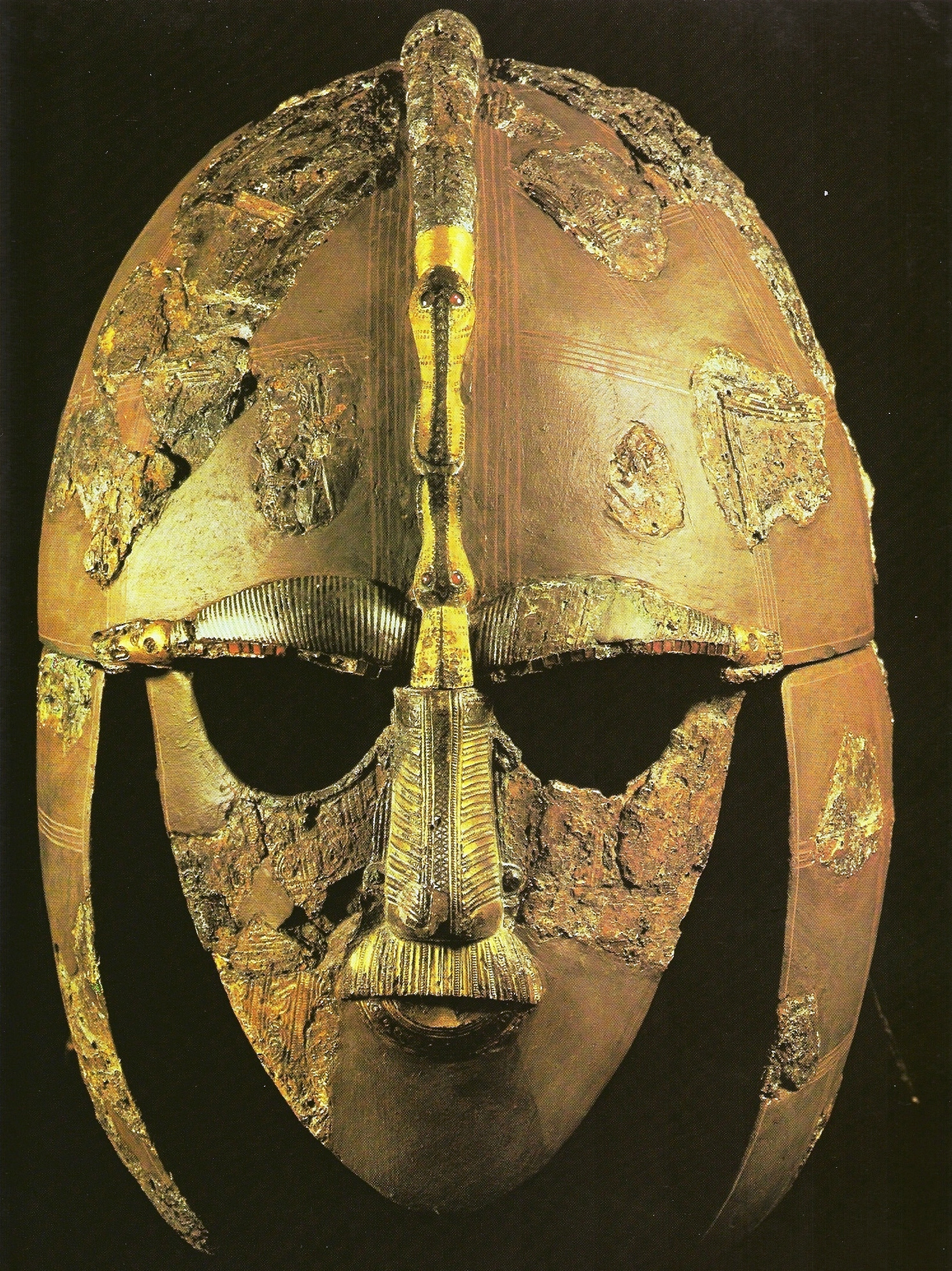 The Gallery For Sutton Hoo Ship Burial Artifacts